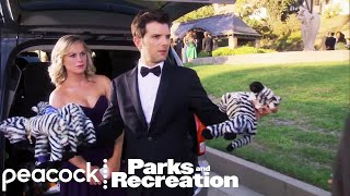 Parks and Recreation - Donna, Ben and Gary's Big Day (Episode Highlight)