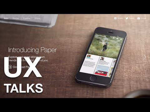 Paper by Facebook - UX Review