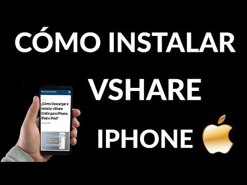 ¿Cómo Descargar e Instalar vShare Gratis para iPhone, iPad e iPod?
