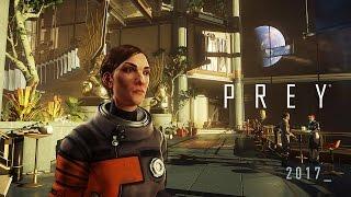Prey – Gamescom 2016 Gameplay Teaser Video