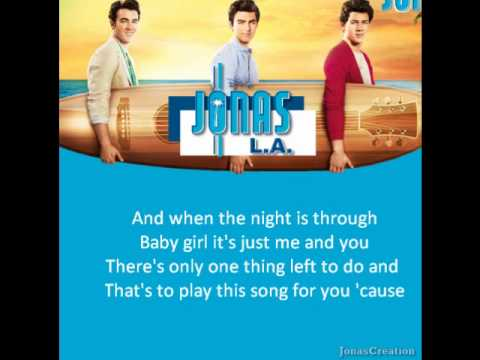 Jonas Brothers - Chillin