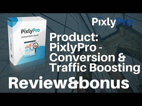 Review PixlyPro. http://bit.ly/2L0x0XE