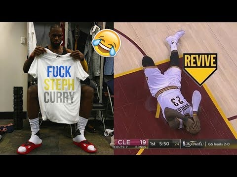 Thumbnail: NEW LeBron James FUNNY MOMENTS 2017 PART