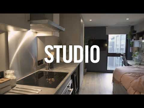 Zenith Walk Through - Cardiff Student Accommodation