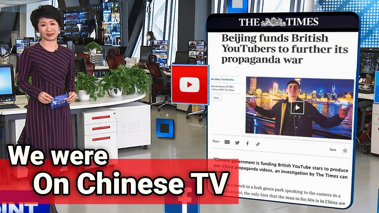 Defending Ourselves On Tv In China 在中国的电视上为自己辩护 Youtube