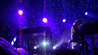 Sara Bareilles - Breathe Again (LIVE House Of Blues Cleveland) [8/9/11]