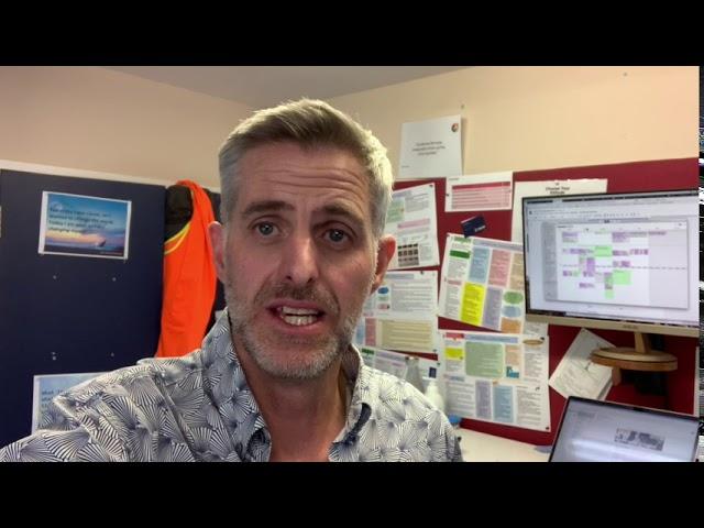 Principal Update for Week 1, Term 4 - 2020