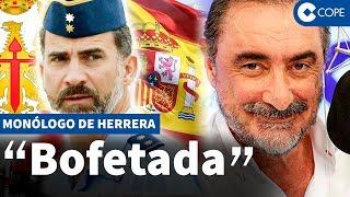 Herrera contesta a quienes insultan al ejército