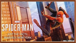 PS4 Games | Marvel's Spider-Man – Just the Facts- MARVEL'S NEW YORK 🎮