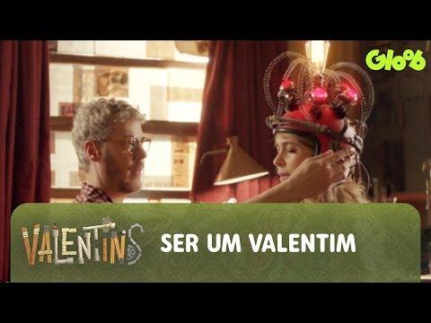 Ser um Valentin | Valentins | Vídeo Oficial | Gloob