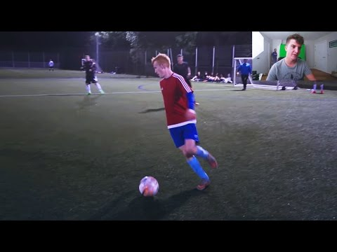 I NEVER GET THIS ANGRY, 5 A SIDE FOOTBALL LEAGUE