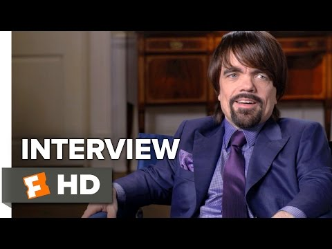 The Boss Interview - Peter Dinklage (2016) - Comedy HD