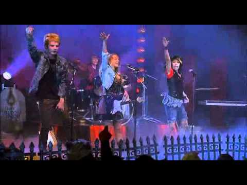 Lemonade Mouth - Here We Go (Official Music Video)