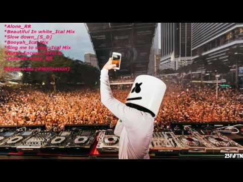 DJ MarshMello Alone walker remix non stop
