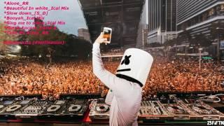 DJ MarshMello Alone walker remix non stop