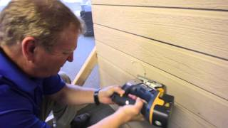DIY Wall Vent Installation - How to install a wall vent tutorial video