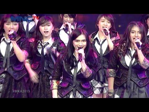 JKT48 - Beginner [Mom and Kids Awards 2015]