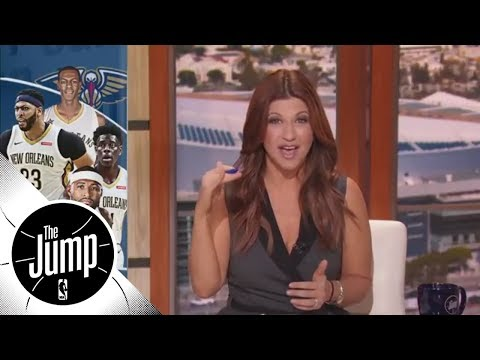 Should Pelicans try to keep DeMarcus Cousins and Anthony Davis together? | The Jump | ESPN