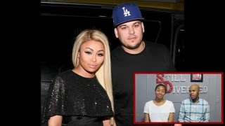 Still Diverted: King Kardashian (Blac Chyna, Rob Kardashian, Larry Wilmore & Nia Long)