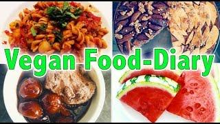 VLog #456: Vegan Food-Diary 50   Vegan kochen und backen