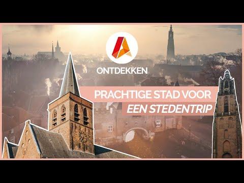Amersfoort - een prachtige stad voor een stedentrip