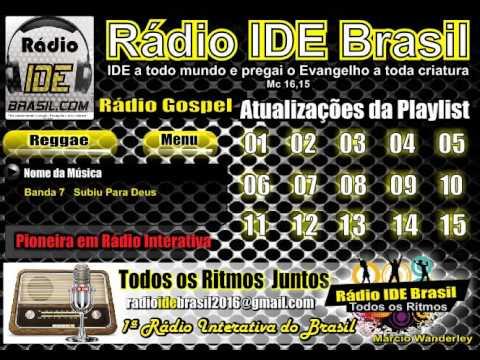 Reggae radio IDE Brasil