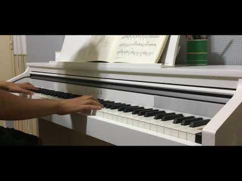 Bahía - Luca Bocci (Piano Cover)