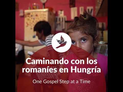 Caminando con losromaníes en Hungría || El evangelio, paso a paso 🕊️