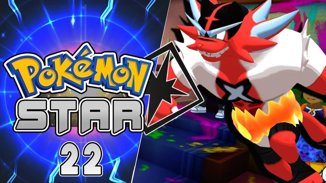 Pokemon Star 3DS Rom Hack Part 22 TEAM SKULL GYM! Gameplay Walkthrough - YouTube