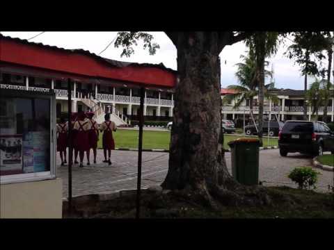 Holy Child College, Ikoyi Lagos Visit  - May 2014