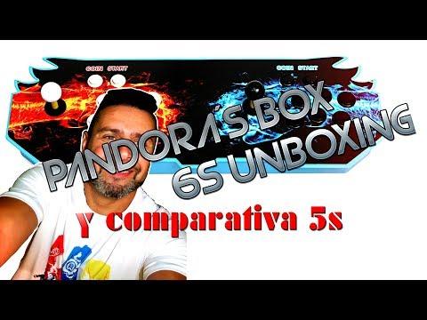 Pandora´s Box 6s