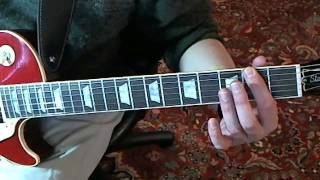 U.S. Blues - Grateful Dead - Lesson, Part 1 of 3