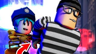 The BIGGEST FAILURE OF BANK ROBBERY l ROBLOX