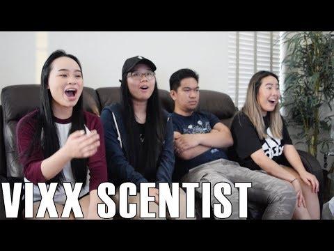 VIXX (빅스) - Scentist (Reaction Video)