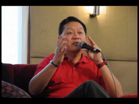 Bloggers Conference with Direk Chito Roño