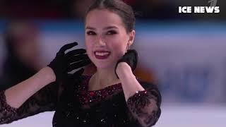 Алина Загитова уступает после КП Косторная занимает 1 е место