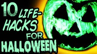 10 Amazing Halloween Life Hacks You Should Know!