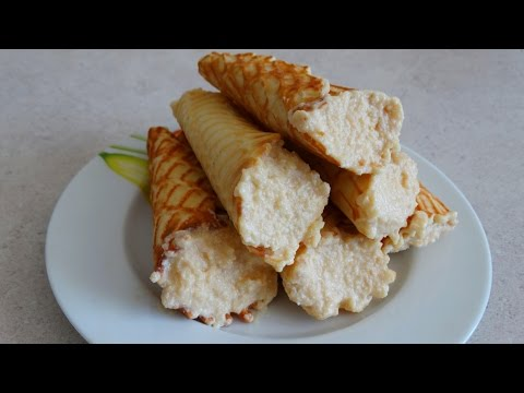 Рецепт вафель для советской вафельницы