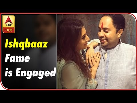 Ishqbaaaz Actress Additi Gupta Gets ENGAGED In A Hush-Hush Ceremony | ABP News