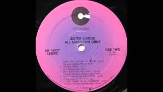 Sister Sledge - Ooh, You Caught My Heart