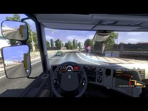 Euro Truck Simulator 2: A Trucker's Perspective with ProMod's Scandinavia Map and Going East DLC