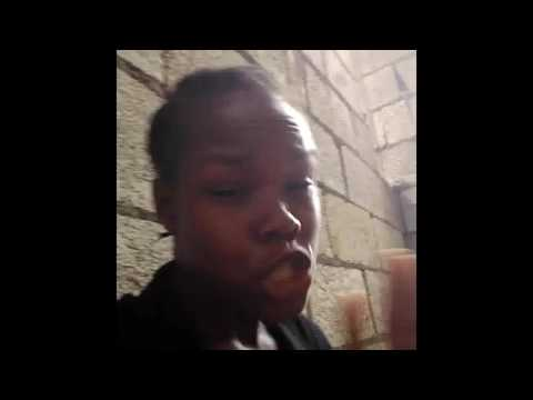 Jamaican girl that sound like a really African