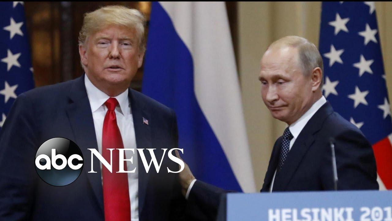 Sanders clarifies Trump's statement on whether Russia still a threat