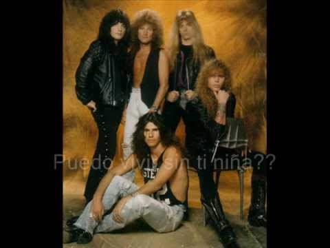 Giuffria - Call to the heart subtitulada