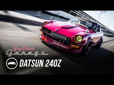 1971 Datsun 240Z - Jay Leno's Garage