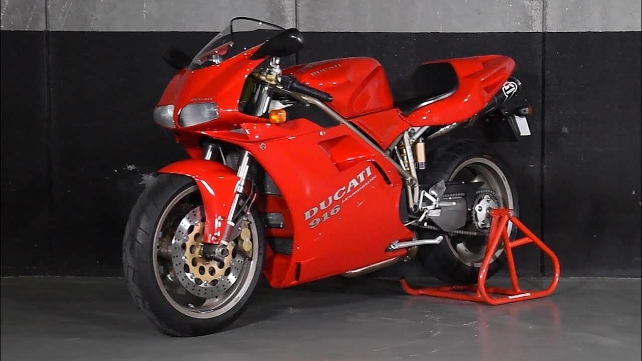 1994 Ducati 916 Motorcycle - 2018 Shannons Sydney Spring Classic Auction