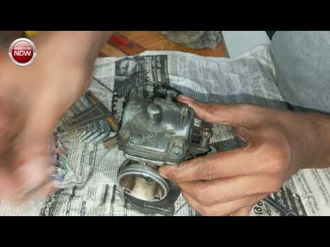 Yamaha fz Carburetor Cleaning || Carburetor Service ||