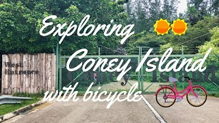 Coney Island Bike Rental Cycling Day Tour - Best Places to Cycling in Coney Island