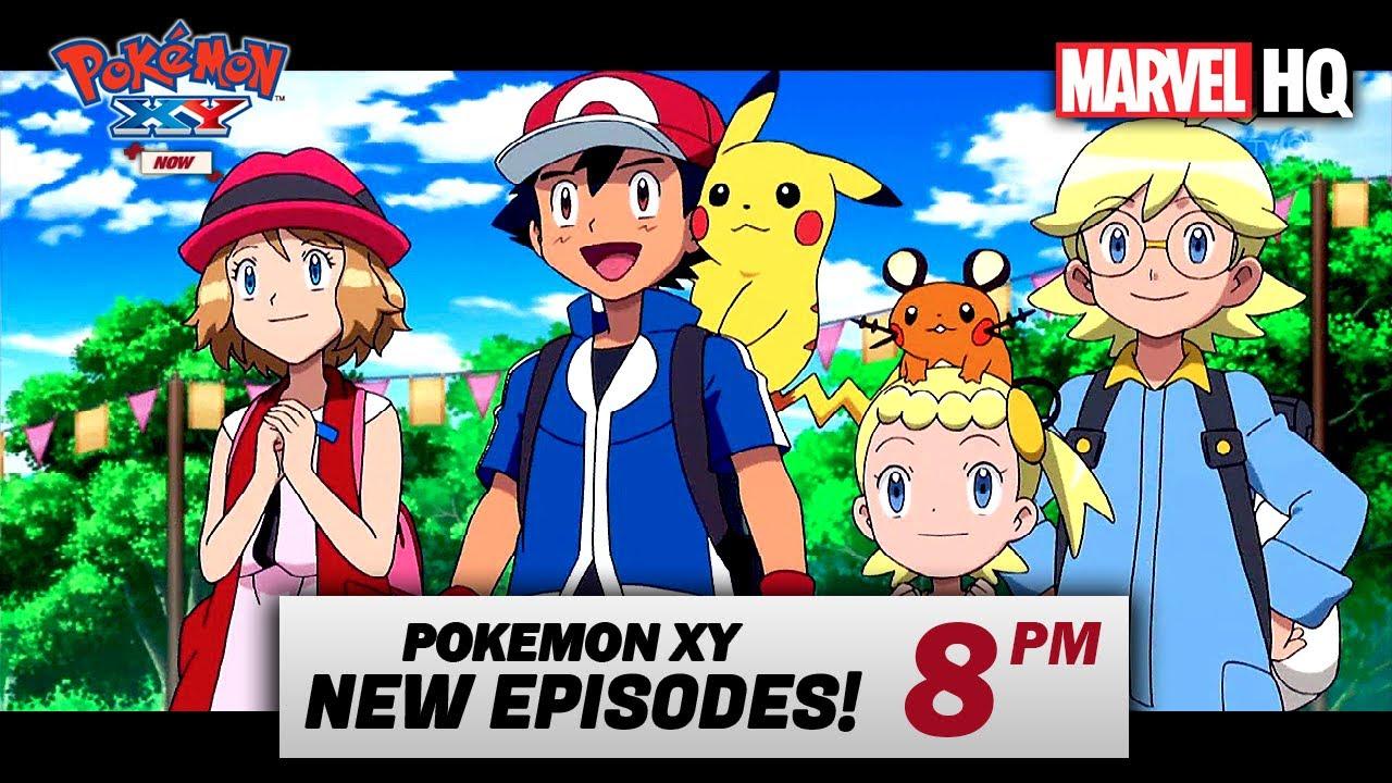 Pokemon XY Upcoming New Episodes & Repeats | Tamil | Episode 17,18,19 |  Pokemon B&W Update! தமிழ் - YouTube