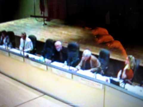 Malibu City council outburst by Andy Lyon...full cut